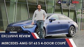 Download Mercedes-AMG GT 63 S 4-Door Coupé Exclusive Review Video