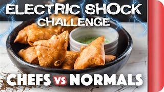 Download Making Samosas WITHOUT the recipe! Chefs vs Normal Guys Video
