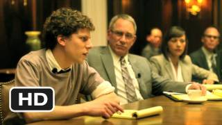Download The Social Network #10 Movie CLIP - Your Full Attention (2010) HD Video