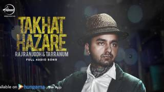 Download Takht Hazare ( Full Audio Song ) | Raj Ranjodh | Tarranum | Punjabi Song Collection | Speed Records Video