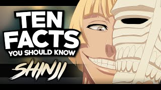 Download 10 Facts About Shinji Hirako You Probably Should Know! | Bleach Video