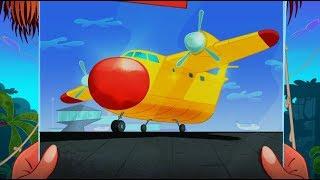Download Zig & Sharko ✈ ZIG GETS A PLANE ✈ FLIGHT 2019 compilation 🛩 Cartoons for Children Video