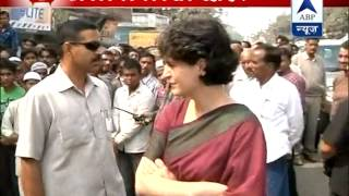 Download Who is stopping Priyanka Gandhi to contest elections? Video