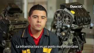 Download Duoc UC - Ingeniería Mecanica Automotríz y Autotrónica Video