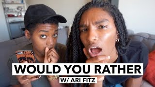 Download Would You Rather... | ft. ARI FITZ Video