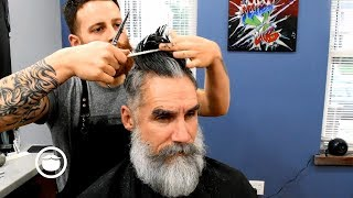 Download Going Clubbing: How to Get a Classic Short Haircut | Greg Berzinsky Video