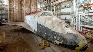 Download Russia's Mystery - Russia's abandoned space shuttles Video