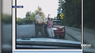 Download Santa Clara County Jury Sides With Woman Slammed Against Car By Deputies Video