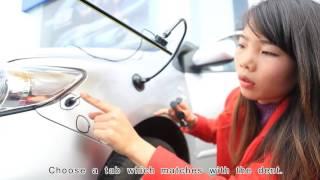 Download Car body dent repair tool kit T Puller video Video