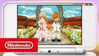 Download Story of Seasons: Trio of Towns - Overview Trailer (Nintendo 3DS) Video