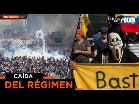 """SALAZAR """"TERROR DE LO QUE PUEDA PASAR CUANDO ESTE GOBIERNO CAIGA"""""""