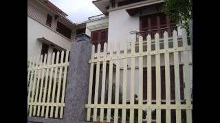 Download hàng rào sắt đẹp, mẫu hàng rào đẹp Video