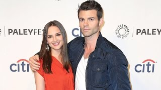 Download EXCLUSIVE: Daniel Gillies Talks 'Beautiful' Wife Rachael Leigh Cook and If They'll Have More Babi… Video