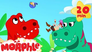 Download Morphle Dinosaurs for kids! Super hero Morphle Video