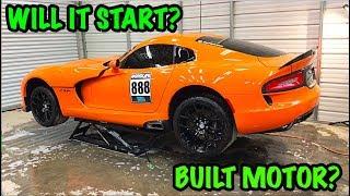 Download Rebuilding A Wrecked 2014 Dodge Viper TA ″TIME ATTACK″ PART 2 Video