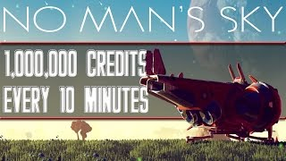 Download No Man's Sky - Best Money Making Methods (1,000,000 Credits Every 10 Minutes) Video