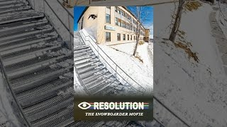 Download The Snowboarder Movie: Resolution Video