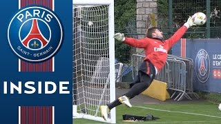 Download ENTRAINEMENT DES GARDIENS - GOALKEEPER TRAINING SESSION with Kevin Trapp Video