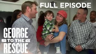 Download Renovation For A Solider After His Home Was Damaged by Superstorm Sandy | George to the Rescue Video