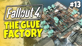 Download Fallout 4 - The Meat Factory #13 - The Glue Factory Video