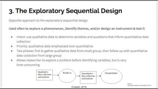 Download Mixed Methods Research Designs Video