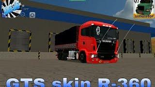 Download Grand truck simulator skin R-360 verdureira Video