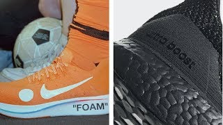 Download Off-White Mercurial VAPOR FLY, ULTRABOOST ″CLIMA″ and More SNEAKERS on Heat Check Video