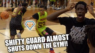 Download SHIFTIEST FRESHMAN I've Seen in a While Almost SHUTS DOWN THE GYM!! | Dyckman Vibe at MSHTV Camp Video