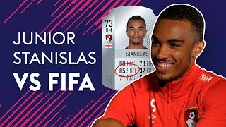 Download DOES STANISLAS DESERVE 85 SHOOTING?! | JUNIOR STANISLAS VS FIFA 🔥🔥🔥 Video