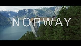 Download NORWAY - AERIAL DRONE VIDEO in 4K Video