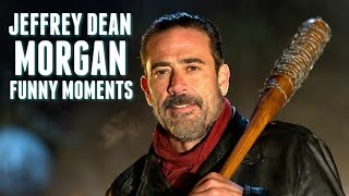 Download Jeffrey Dean Morgan Funny Moments Video