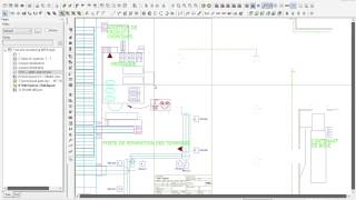 EPLAN Electric P8 - Generating a wire list from a single line