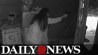 Download VIDEO: Georgia woman shoots robbers, kills one Video