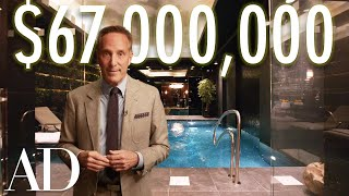Download Inside a $67M NYC Mansion with an Entire Spa Floor | On the Market | Architectural Digest Video