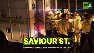 Download Saviour St: Young paramedics brave El Salvador gang violence to save lives Video