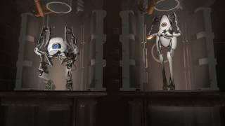 Download Portal 2 - Full Co-op Trailer Video