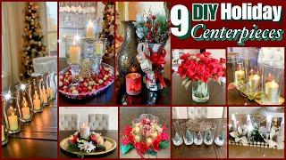 Download Holiday Centerpiece Dollar Tree DIYS Video