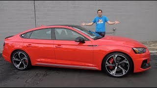 Download Here's Why the Audi RS5 Sportback Is My Favorite New Audi Video
