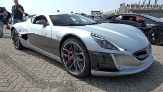 Download Rimac Concept One - World's Fastest Electric Car! Video