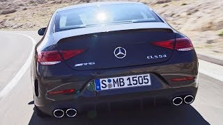 Download Mercedes CLS 53 AMG (2019) New Audi S7 rival Video