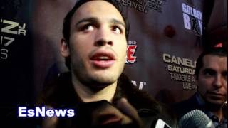Download Julio Cesar Chavez Jr - Is The Underdog vs Canelo Talks GGG Fight EsNews Boxing Video