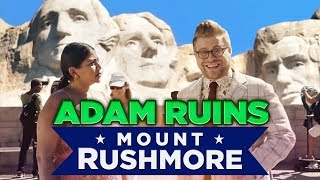 Download Why Mount Rushmore is the Weirdest Monument Video
