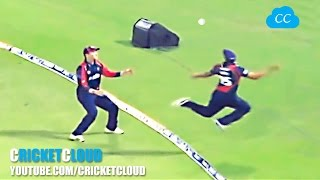 Download Best Catches in Cricket History! Best Acrobatic Catches! PART-2 (Please comment the best catch) Video
