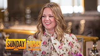 Download Melissa McCarthy Didn't Become The 'Life Of The Party' Overnight | Sunday TODAY Video