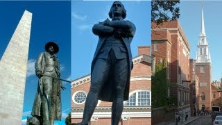 Download Freedom Trail Boston - Virtual Tour in 5 Minutes Video
