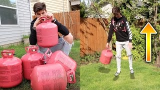 Download WHAT WILL HAPPEN IF I INHALE A WHOLE TANK OF HELIUM? Video