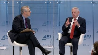 Download Defending the Nation With Secretary of Defense James Mattis Video