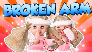 Download Barbie - Have the Twins Broken Their Arm? | Ep.106 Video