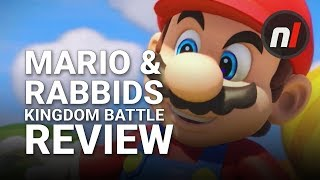 Download Mario & Rabbids Kingdom Battle Review - Why Give Mario a Gun? | Nintendo Switch Video