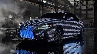 Download Signals: The Lexus LIT IS Reveal Video